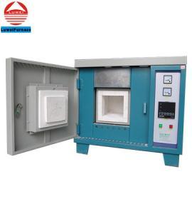 China 1700C Electric high temperature heat treatment furnace lab muffle furnace on sale