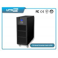 Buy cheap 220vac High Efficency Uninterrupted Power Supply UPS With Wide Input Voltage Range product