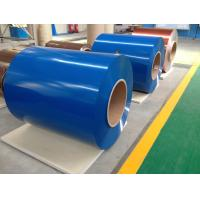 Hot Dipped Galvanized Steel Color Coated Coils Sheet For Long Span Roofing Sheets