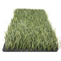 Quality 60mm Pile Fifa Artificial Turf Grass PE Mono - Filament Good Water Permeability for sale