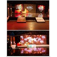 Full Color Stage LED Screen 1R1G1B Slim Large High Resolution indoor led screen rental Wide View Angle