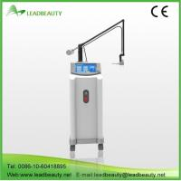 Quality Painless invasive treatment skin lesions CO2 fractional laser for sale