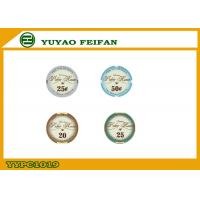 Buy cheap Valentino Poker Room Ceramic Poker Chips , Early Casino Poker Chip product