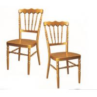 Quality Aluminum China Napoleon Chair for sale