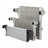 Quality Aluminum Brazed Finned Tube Heat Exchanger Air Cooler For Construction Machinery for sale