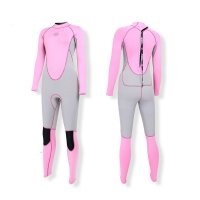 Quality High Elastic 3mm  Long Sleeved Neoprene Diving Suit for sale