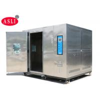 Buy cheap High Low Temperature Walk In Stability Chamber Humidity Test Room CE Standard from wholesalers