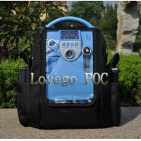 Quality Lovego newest 1LPM portable oxygen concentrator for sale