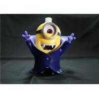 Zombie Style Minion Drink Bottle , Minion Water Bottle Different Sizes Available