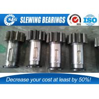 Quality Forging Alloy Steel Spur Gears And Shafts For Engineering Machining Parts for sale