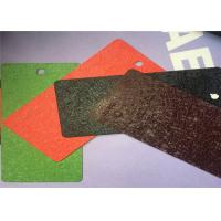 Buy cheap High Strength Heat Proof Powder Coating Wrinkle Texture Finishes No Pollution from wholesalers