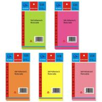 Buy cheap Memo, Stationery, Office Supply, Fluorescent Sticky Note Pad (QX-E06) from wholesalers