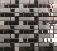 Quality moais stainless steel mosaic PY-FL003 for sale