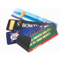 China Eco-Friendly Custom Rubber Bar Runner , Promotional Beer Mats on sale