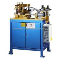 China UN1 25-200KVA Series Resistance Butt Welding Machine with blue and yellow color on sale