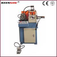 Quality Single End Chamfering Machine For Metal Pipe / Tube / Solid Bar Chamfer and End Facing for sale