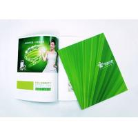 Promotional A4 Booklet Printing , Tri Fold Brochure Printing Services Panton Color