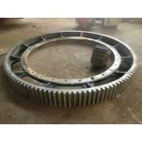 Buy cheap Big Gear Ring,Geared Ring for Ball Mill,Coal Mill,Cement Mill with long life from wholesalers