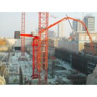 Quality Fast Coupling Connectors Walking Concrete Placing Boom Stepless Speed Control for sale