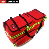 China 50L Medical Rescue Gear Bag / Firefighter Gear Bags For Military on sale