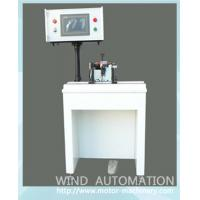 Quality Dynamic armature balancing machine for small dc motor armatures below 5KGS WIND-DAB-5Z for sale