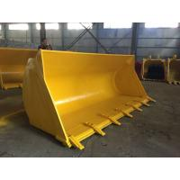 Buy cheap supply good quality Lonking CDM855E wheel loader bucket with bucket teeth product