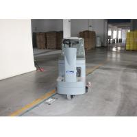 Buy cheap Three Seamless Anti - Skid Wheels Ride On Floor Cleaning Machines With Double Brush from wholesalers