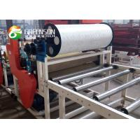Quality Sound Absorbing Gypsum Ceiling Tile Production Line / Making Machine for sale