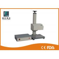 China Nameplate Industrial Marking Systems , VIN Number Marking Machine CE Certification on sale