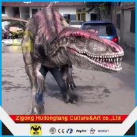 Quality Light Weight Animatronic Dinosaur Costume for sale