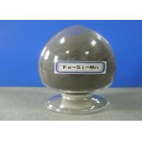 Buy cheap Mn 64% Si 23% Ferro Silicon Manganese Powder Flux Cored Wire Materials 60 Mesh product