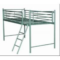 China Metal Single Bunk Bed Low Designs for Kids (HF004) on sale