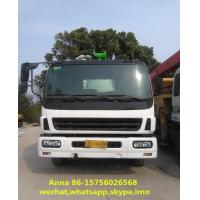 China 6 X 4 Driving Type Used Concrete Pump Truck Mounted Concrete Boom Pump on sale