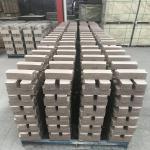 Quality Common Kiln Refractory Bricks , Phosphate Bonded High Alumina Bricks Heat Resistant for sale