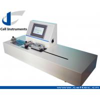 Quality Hot Tack  Tester ASTM F1921 ASTM F2029 heat tack sealing tester for sale