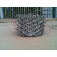 Quality 25cm Width Expanded Metal Lath Reinforcing Galvanized Coil Mesh for sale