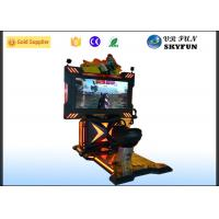 Quality VR Games Simulator Virtual Reality Horse With Shooting Game CE Approved for sale