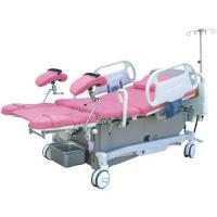 Quality Mobile Gynecological Chair , Electric LDR Bed With ABS Head Board for sale