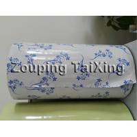printed and lacquer  aluminium foil for food container