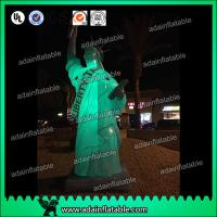 Quality 5M Inflatable The Statue Of Liberty for sale