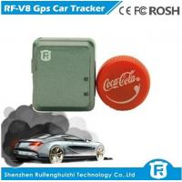 Buy Cheap coin size mini bicycle car gps vehicle tracker reachfar rf-v8 at wholesale prices