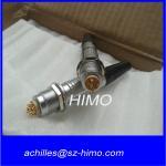 Quality B Series 00B/0B/1B/2B/3B LEMO Connector, LEMO Compatible Push pull Connectors for sale