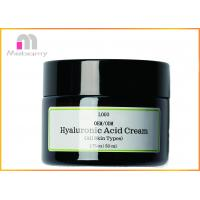 China Anti Aging Hyaluronic Acid Cream For Hydrating Younger And Plumper Skin on sale