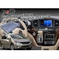 Quality For Nissan Quest Elgrand Rear View Android Navigation Box 4GB RAM 32GB ROM for sale