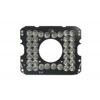 Quality 60 Degree IR Infrared LED Lamp Board DC 12V For CCD Security Camera for sale