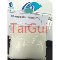 Stanozolol Winstrol Natural White Crystalline Oral Anabolic Steroids Powder Cutting Cycle Steroids