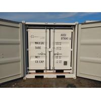 Quality ISO Standard Mini Shipping Container 10ft High Cube To Canada General Purpose for sale
