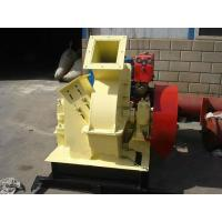 Buy High speed Energy Saving 4500 rpm Wood Flaker / Shaving Machine for animal bedding at wholesale prices