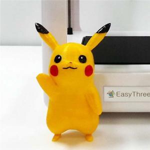 China Orange / White 3D Printed Toys , 3D Printed 3D Printer PLA Printing Material on sale