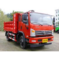 Quality LHD/RHD Euro V Dongfeng 4x2 Middle Duty Dump Truck for South America for sale